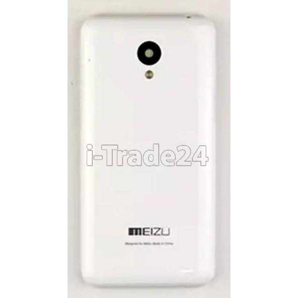 Задняя крышка для Meizu M2 mini белая