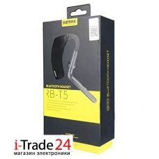 Гарнитура Bluetooth Remax RB - T5