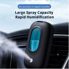 Автомобильный увлажнитель воздуха Baseus Mini spaceship car magnetichumidifier(50ml) Black