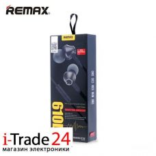 Наушники Remax 610D с микрофоном