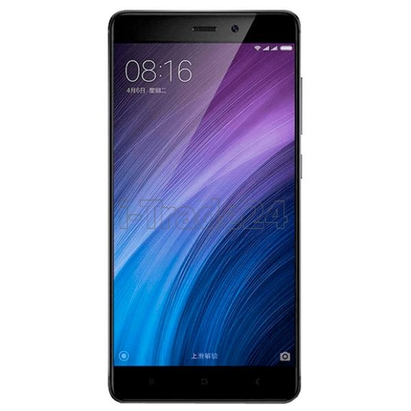 Xiaomi Redmi 4A 32Gb+2Gb Dual LTE (black/черный) EU