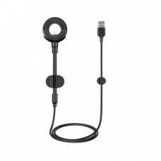 Кабель для iPod, iPhone, iPad Baseus O-type Car Mount Cable 0.8m Black