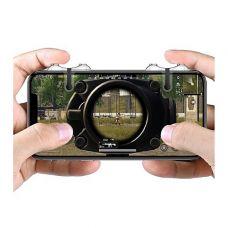 Держатель игровой Baseus shooting game tool for pad Transparent