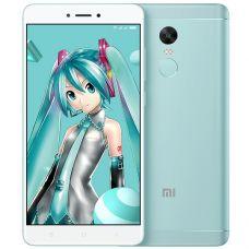 Xiaomi Redmi Note 4X 32Gb+3Gb Dual LTE (green/бирюзовый)