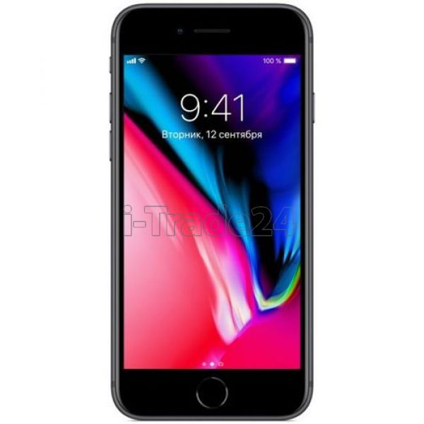 Apple iPhone 8 64GB LTE (Space Gray/Серый космос)
