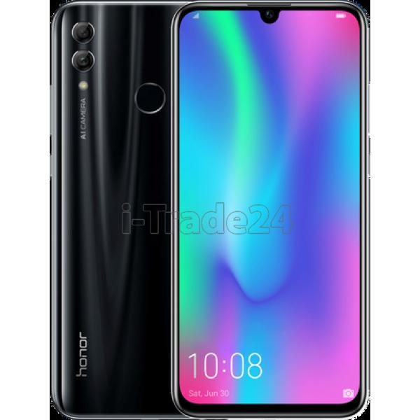 Смартфон Honor 10 Lite 3/64GB Dual LTE (midnight black/черный)