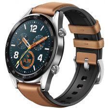 Часы Huawei Watch GT Brown (Коричневый)