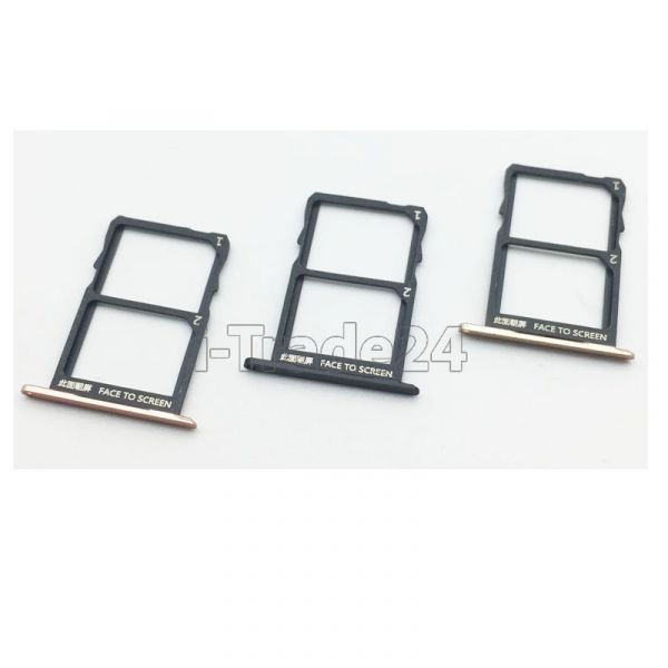 SIM лоток Xiaomi Mi5c серый