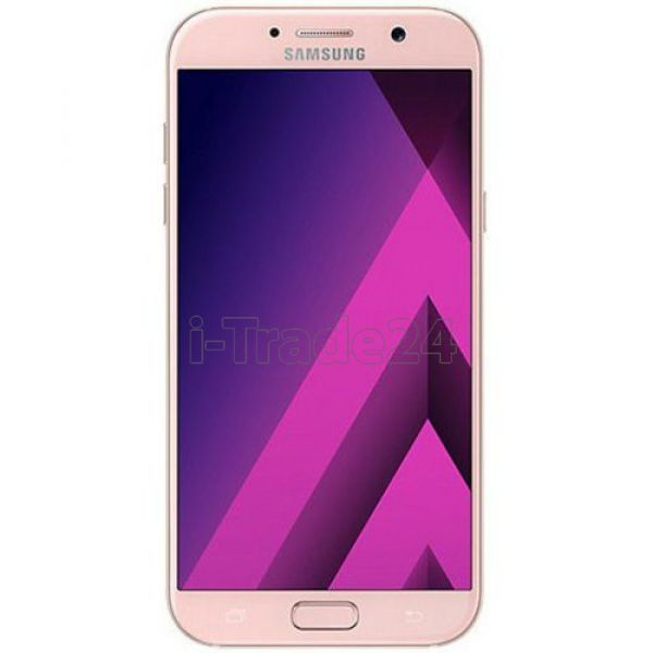 Samsung Galaxy A7 (2017) SM-A720F 32Gb Dual LTE Peach Cloud