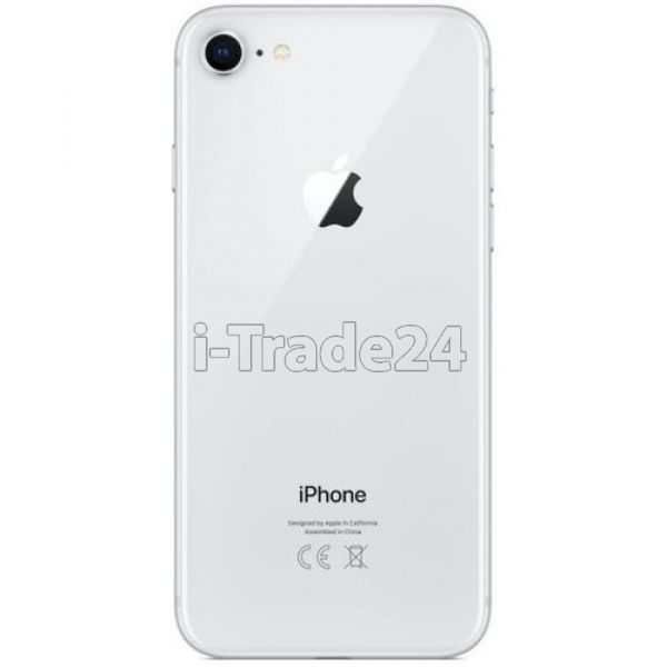 Apple iPhone 8 64GB LTE (Silver/Серебристый)