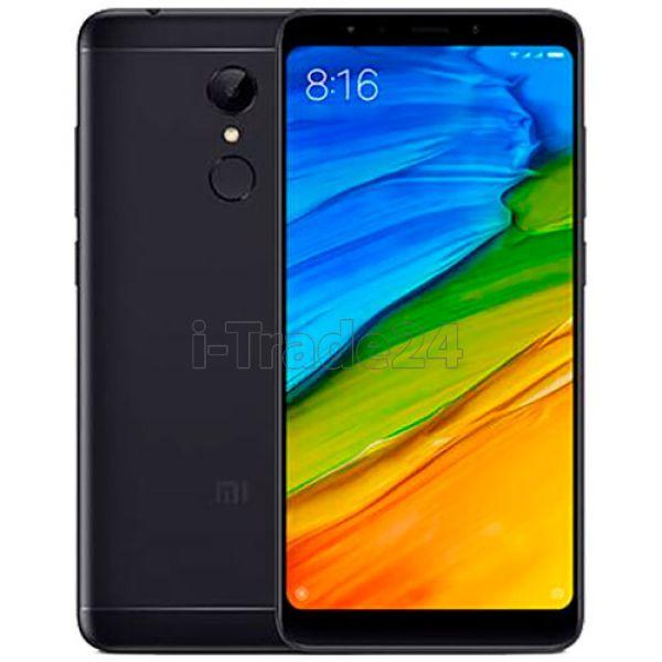 Xiaomi Redmi 5 32Gb+3Gb Dual LTE (black/черный) Global Version