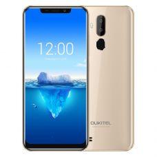 Oukitel C12 Pro 16Gb+2Gb Dual LTE (gold/золотой)