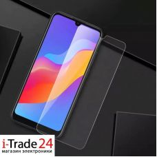 Защитное стекло для Huawei Honor 8A, прозрачное