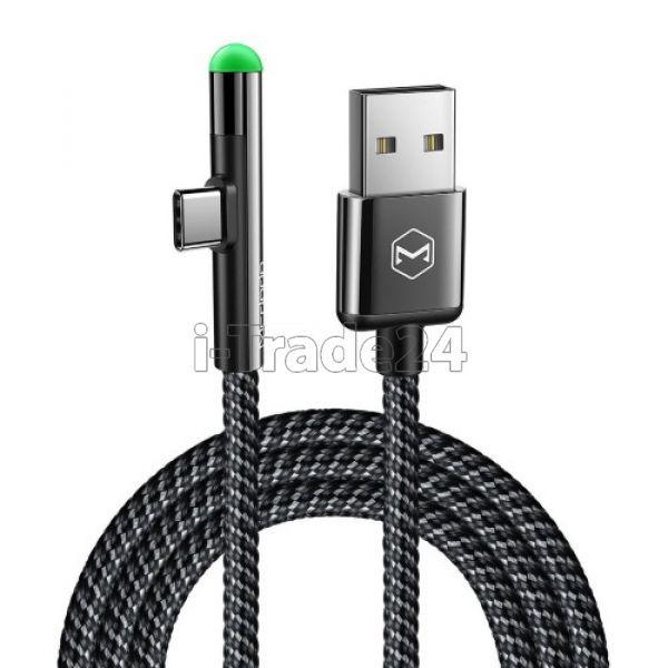 Кабель Mcdodo Type-C 5A Data Cable CA-6390 1.5m Black
