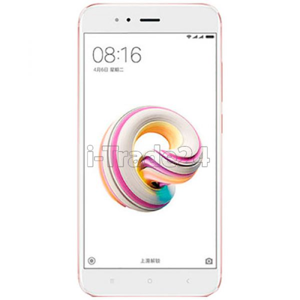 Xiaomi MiA1 64Gb+4Gb Dual LTE (pink/розовое золото) Global Version