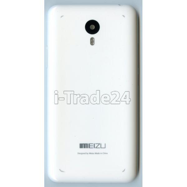 Задняя крышка для Meizu M2 Note белая