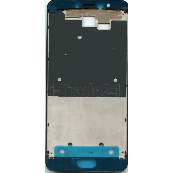 Рамка дисплея Meizu M5 Note черная