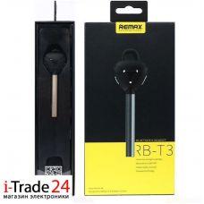 Гарнитура Bluetooth Remax RB - T3