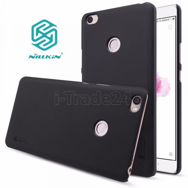 Чехол-накладка Nillkin Frosted Shield для Xiaomi Mi Max (black/черный)