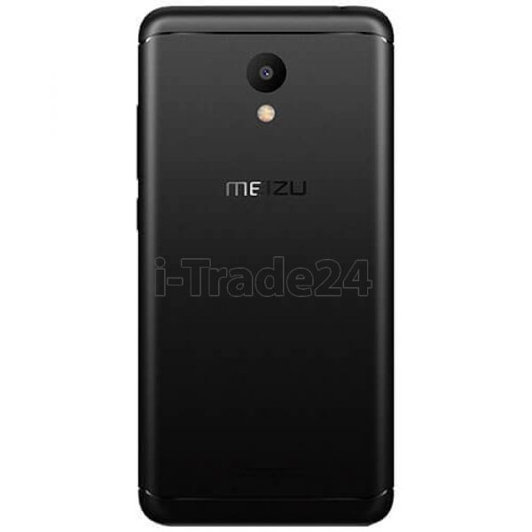 Meizu M6 16Gb+2Gb Dual LTE (black/черный) EU Spec