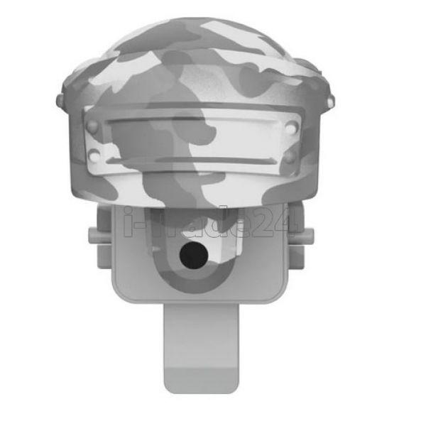 Держатель игровой Baseus Level 3 Helmet PUBG Gadget GA03 Camouflage white