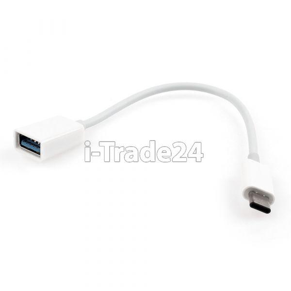 USB OTG кабель Type-C Aiwo