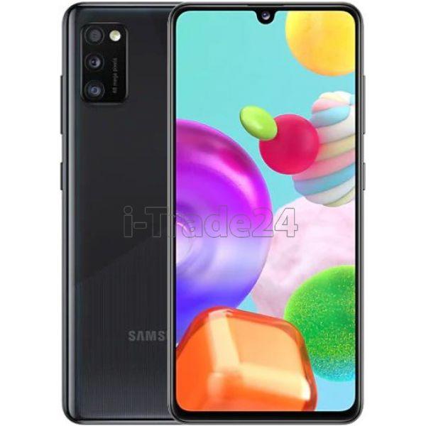 Смартфон Samsung Galaxy A41 64GB (Black/Черный)