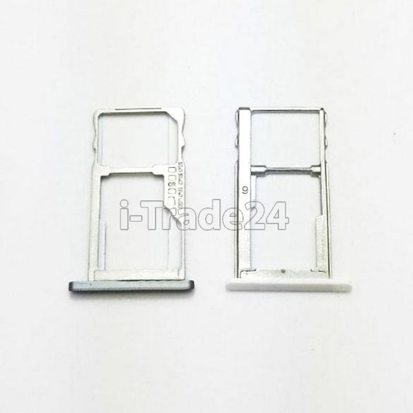SIM лоток Meizu M2 mini серый
