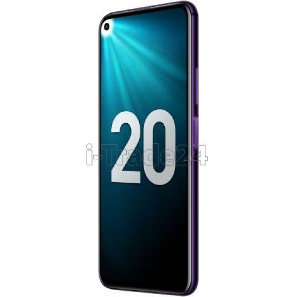 Смартфон Honor 20 Pro 8/256GB Dual LTE (Phantom Black)