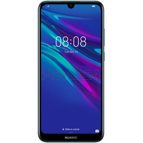 Смартфон Huawei Y6 (2019) 2/32GB Sapphire Blue (Сапфировый синий)