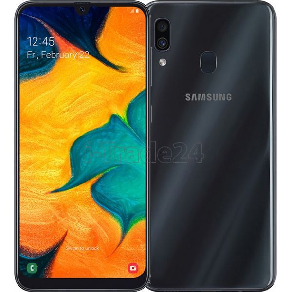 Samsung Galaxy A30 SM-A305F 32GB Black/Черный