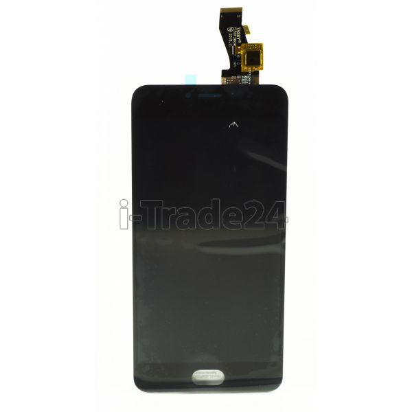 Дисплей Meizu M3 mini OEM черный