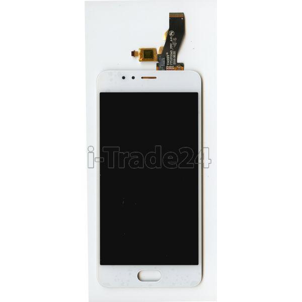 Дисплей Meizu M5s белый
