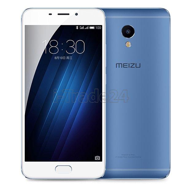 Отзывы о Meizu M5 Note 32Gb+3Gb Dual LTE (blue/синий)