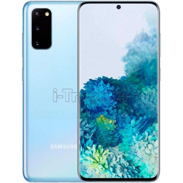 Смартфон Samsung Galaxy S20 8/128Gb (Blue/Голубой)