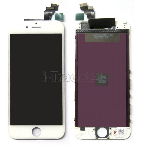 Дисплей iPhone 6 белый OEM