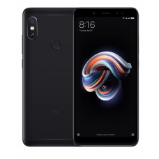 Xiaomi Redmi Note 5 Pro 64GB/6GB Dual LTE  (black/чёрный)
