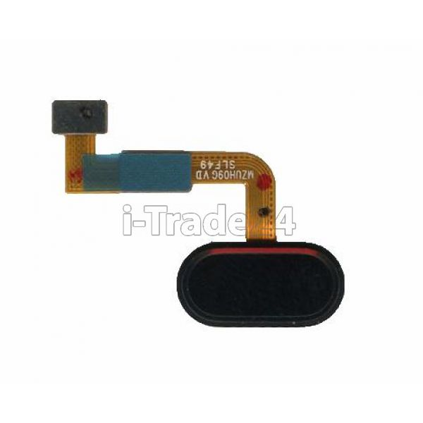 Кнопка Home Meizu M3X черная