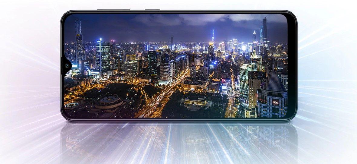 Samsung Galaxy A20s процессор
