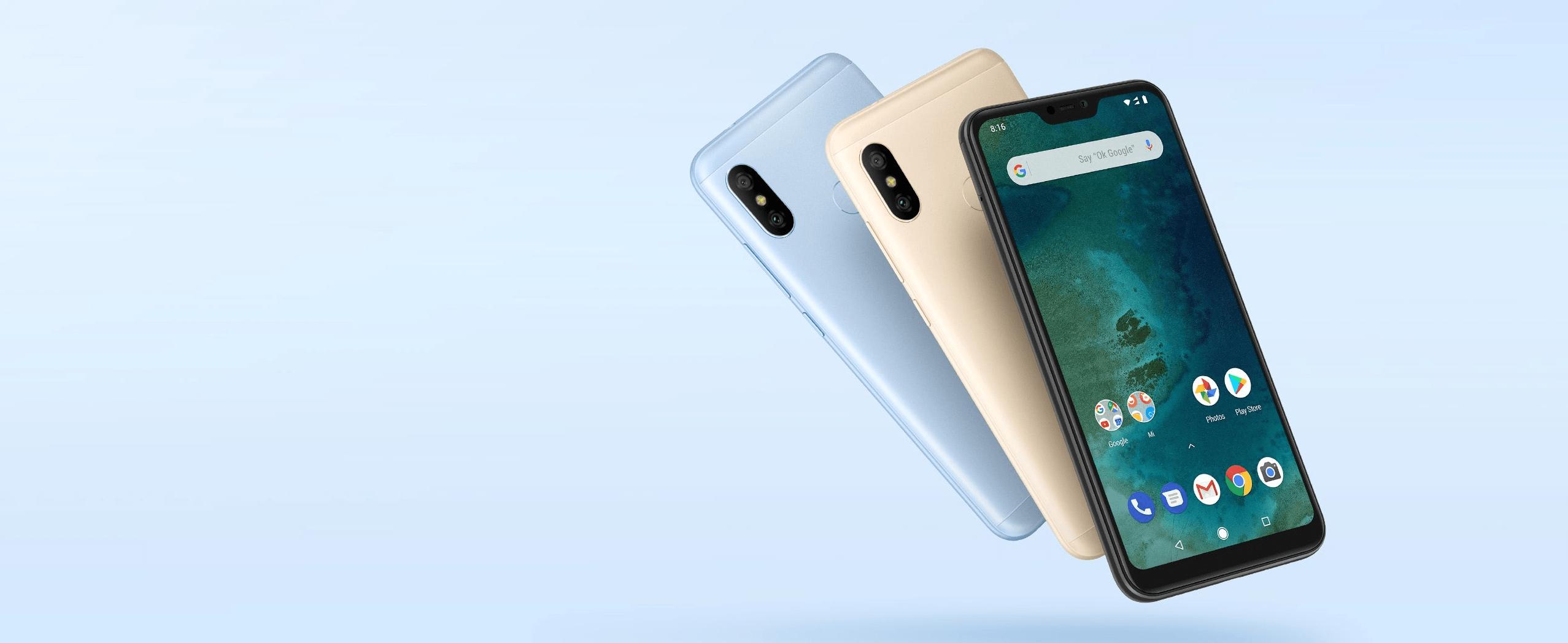 Xiaomi Mi A2 Lite Обзор