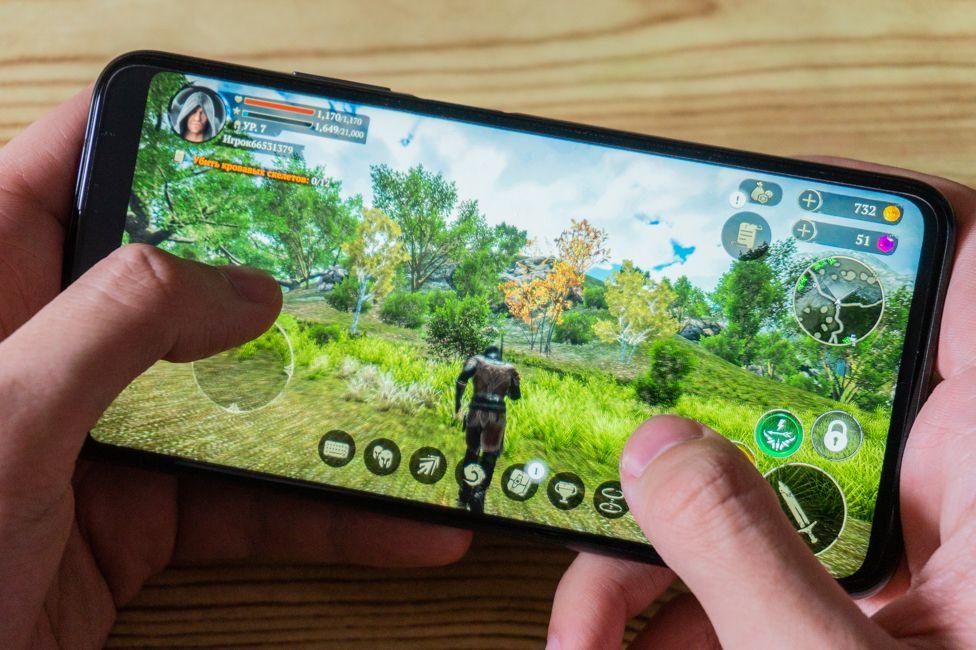 Honor 20 Смартфон для игр