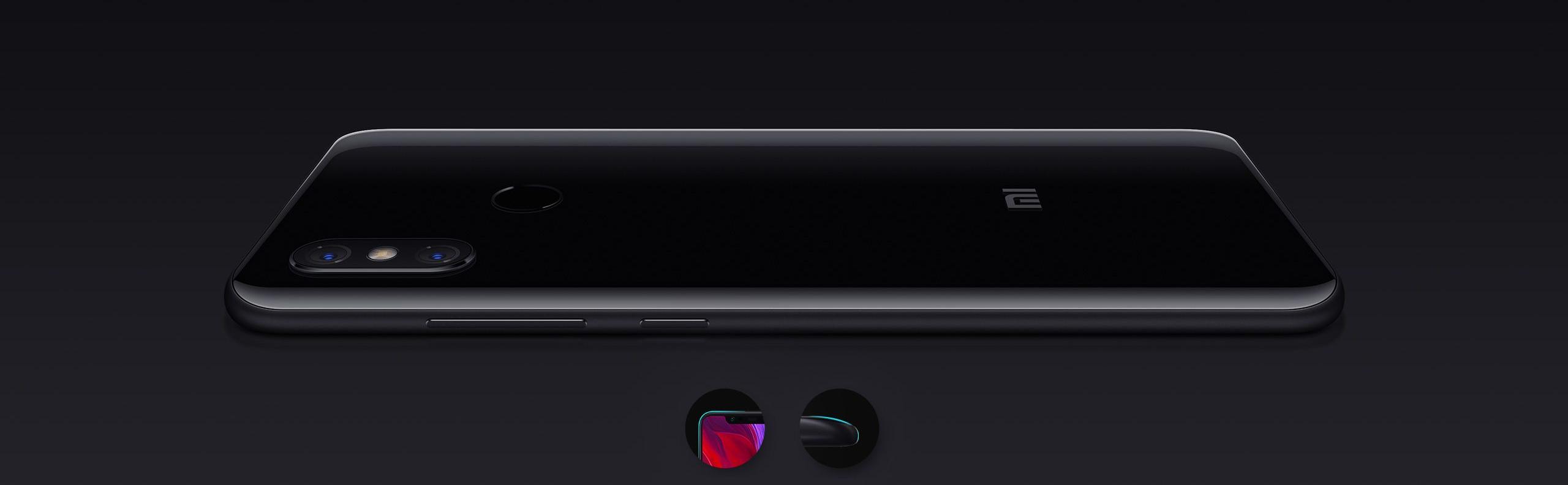 Xiaomi Mi8 обзор