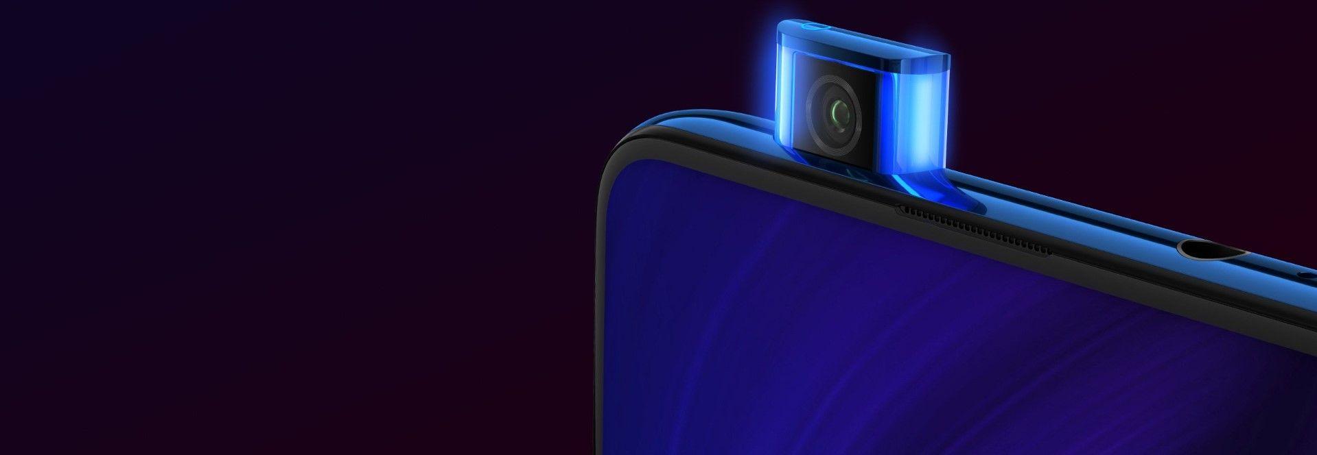 Xiaomi Mi 9T Pro выдвижная камера