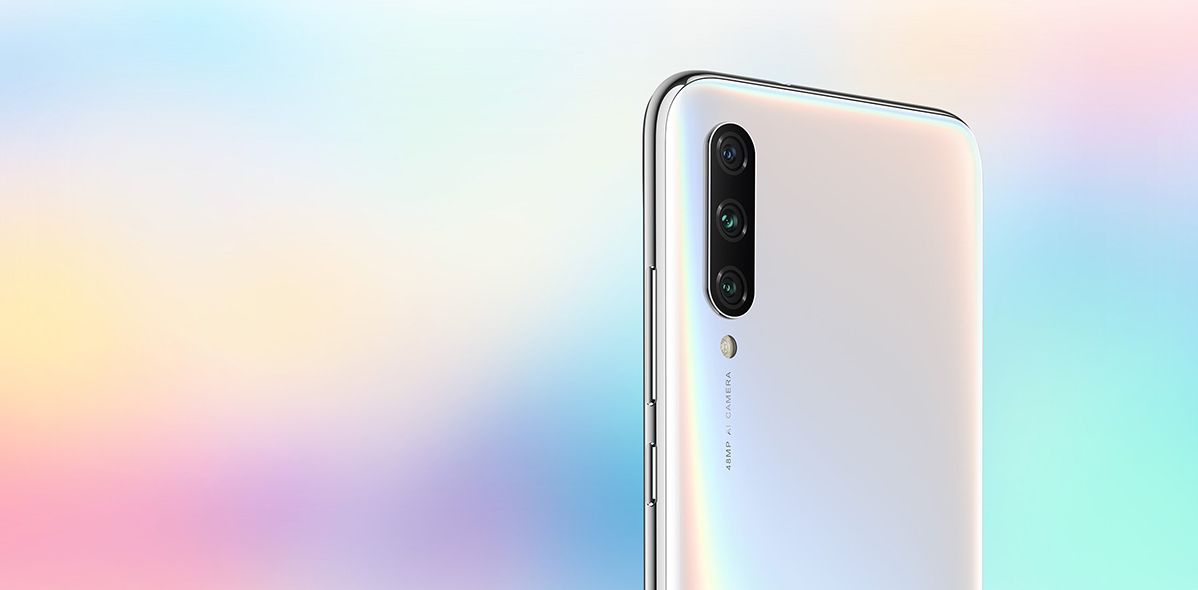Xiaomi Mi A3 камерафон