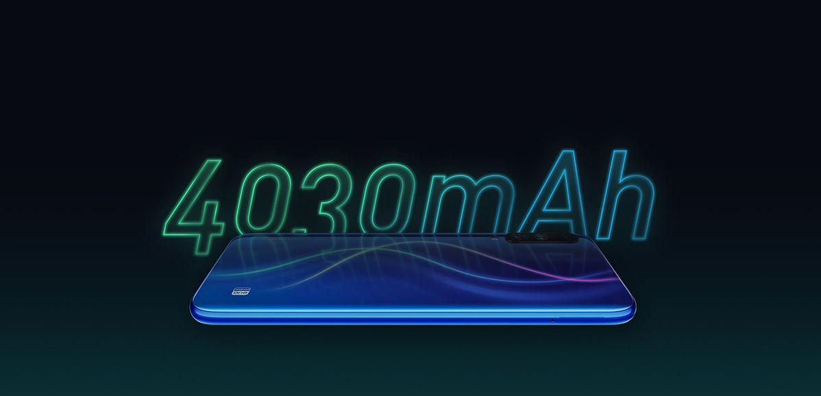 Xiaomi Mi A3 аккумулятор