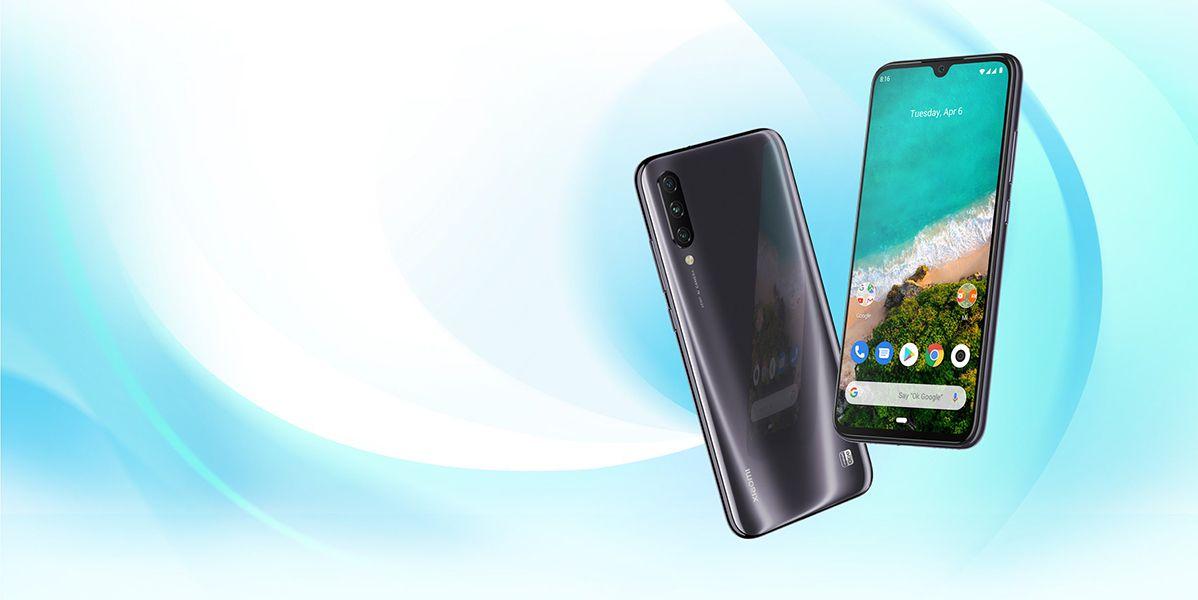 Xiaomi Mi A3 на чистом андроид