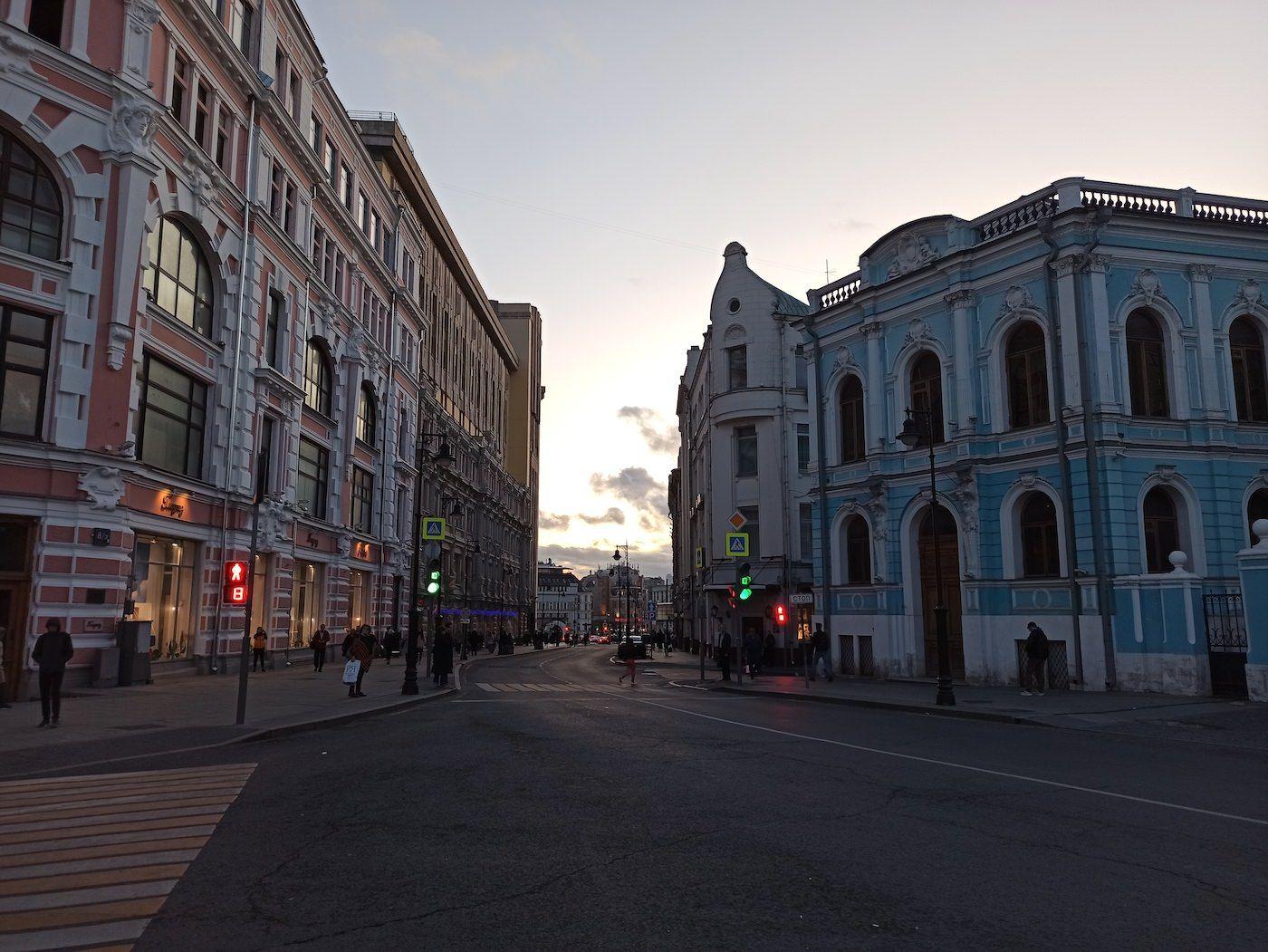 Redmi Note 8 Pro пример фотографий в Москве