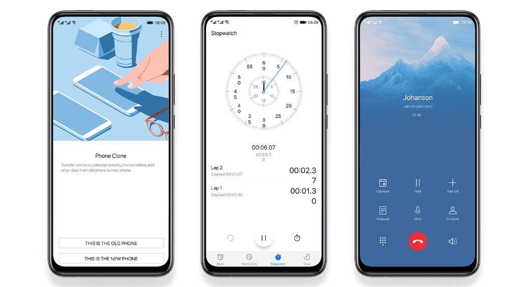 Huawei P Smart Z EMUI 9.0