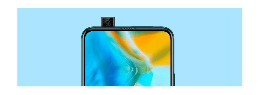 Huawei P Smart Z выдвижная камера