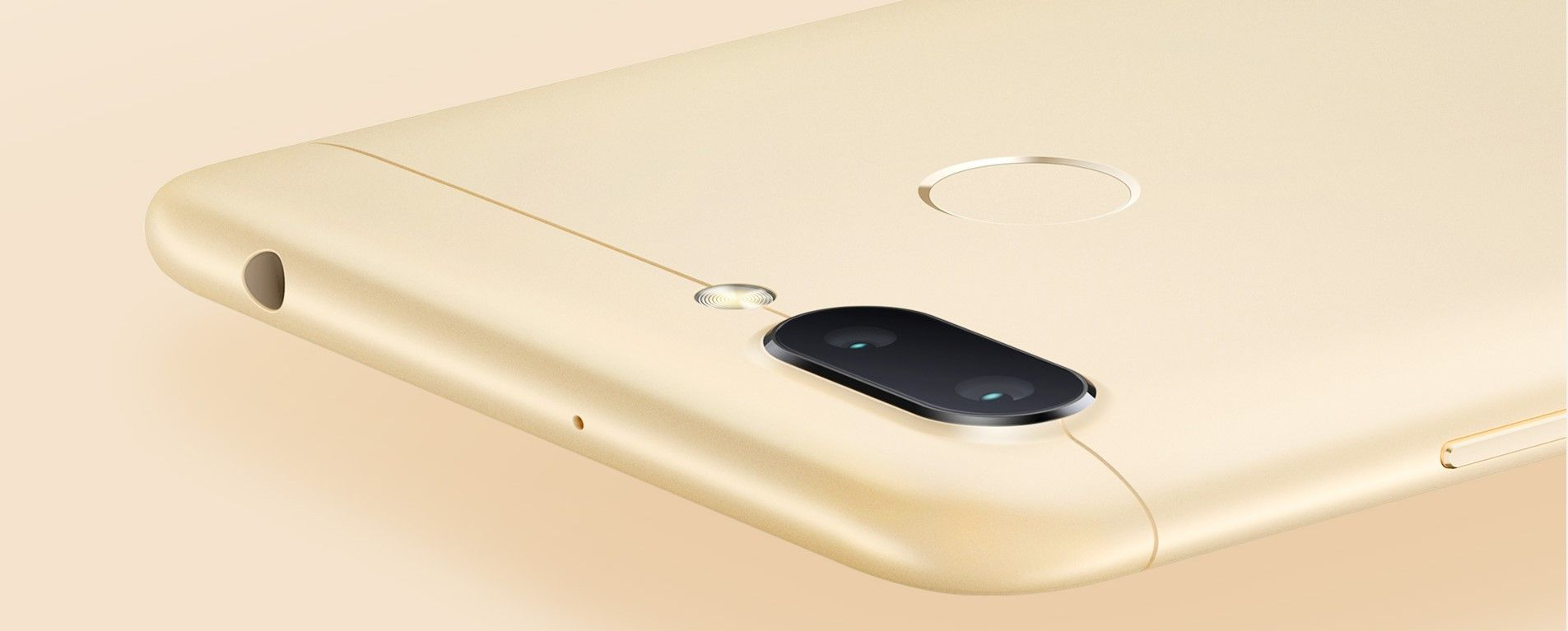 Xiaomi Redmi 6 камеры смартфона